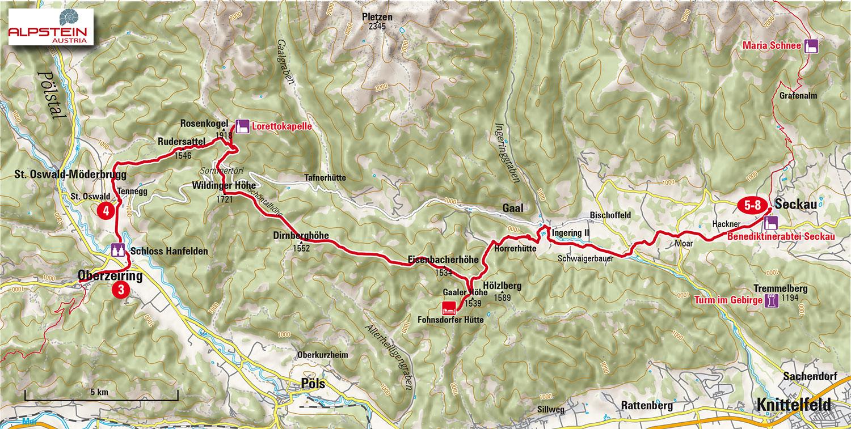 2-Etappe-Oberzeiring-Seckau_Mariazeller-Gruenderweg