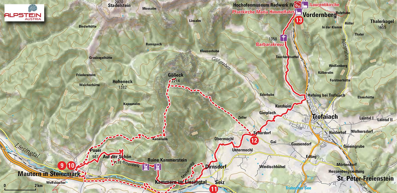 4-Etappe-Mautern-Vordernberg_Mariazeller-Gruenderweg