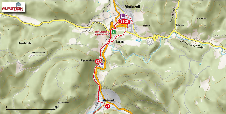 7-Etappe-Gusswerk-Mariazell-Mariazeller-Gruenderweg