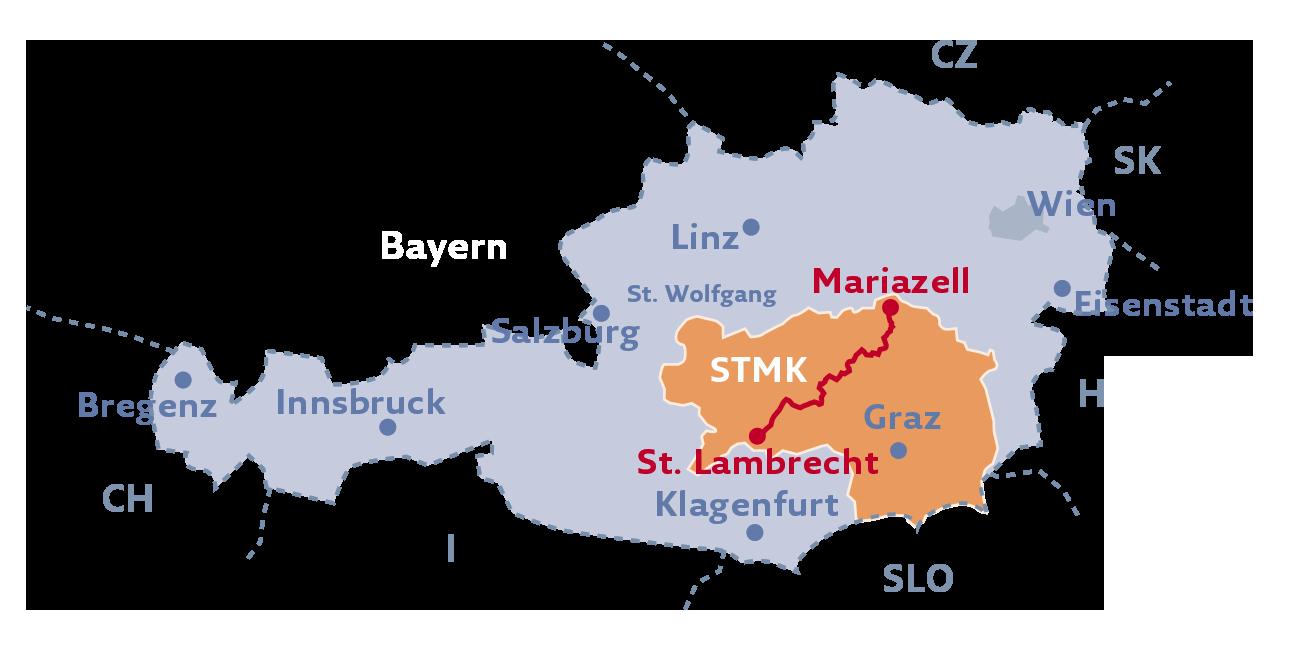 Oesterreichkarte-mit-Gruenderweg